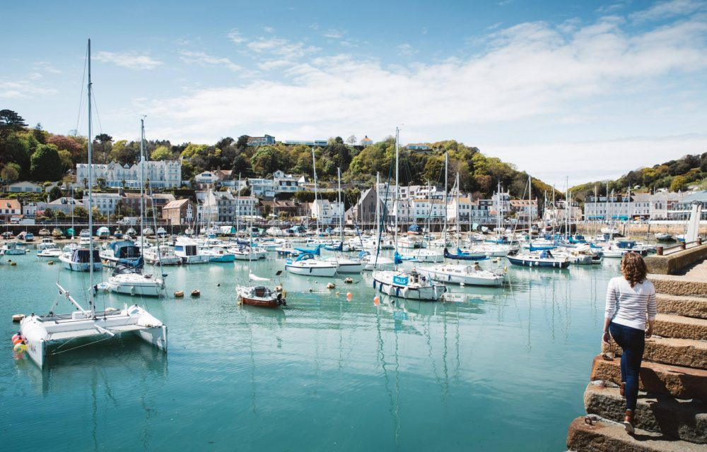 St Aubin Harbour 7